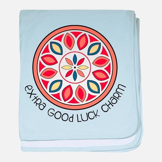 Good Luck Charm baby blanket