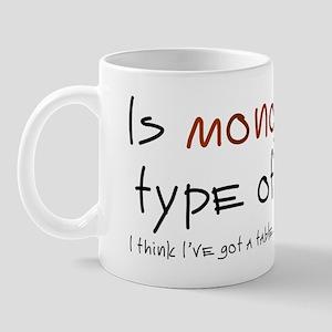 'Monogamy' Mug