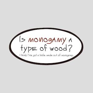 'Monogamy' Patches