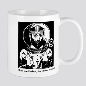 St. Arnulf the patron saint of beer Mug