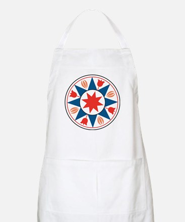 Eight Pointed Star Apron