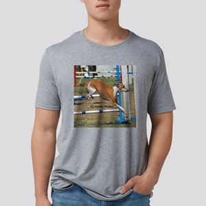 Italian Greyhound Mens Tri-blend T-Shirt