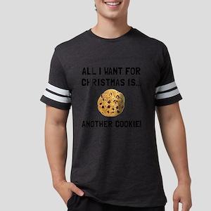 Christmas Cookie Mens Football Shirt