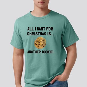 Christmas Cookie Mens Comfort Colors Shirt