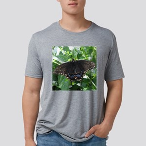 swallowtail Mens Tri-blend T-Shirt
