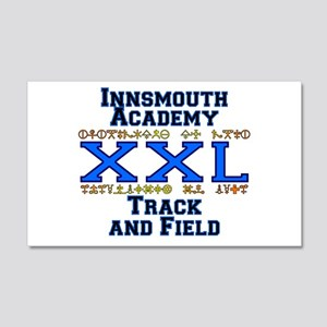 Innsmouth Academy Track and Field 20x12 Wall Decal