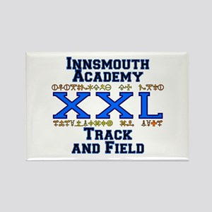 Innsmouth Academy Track and Field Rectangle Magnet