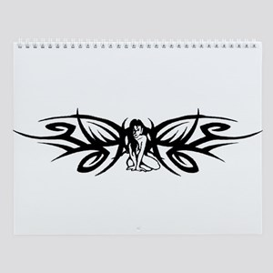 Tribal Fairy Wall Calendar