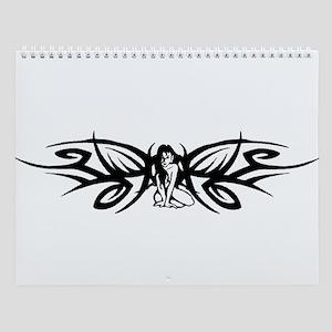 Tribal Fairy Wall Calendar