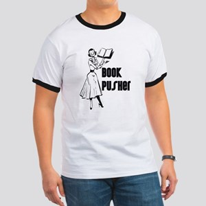 LIBRARIAN / LOCAL BOOK PUSHER Ringer T