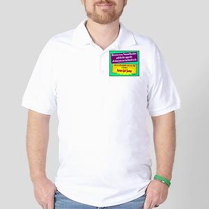 Perfect Golf Swing-Ben Hogan/t-shirt Golf Shirt