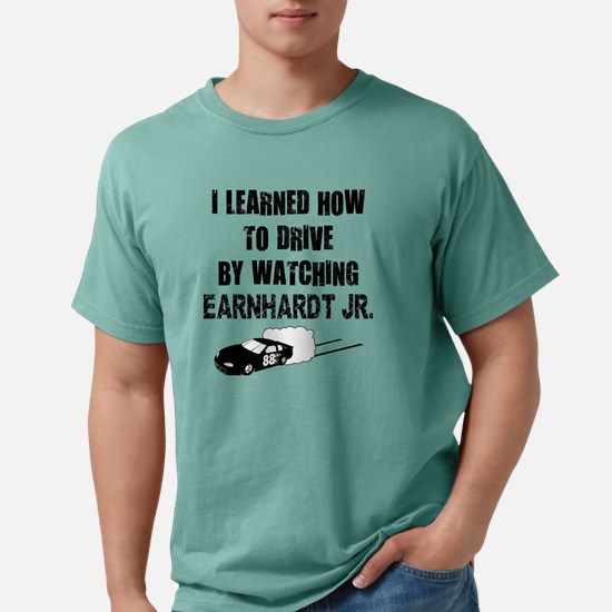 learnedtodrive-earnhardt Mens Comfort Colors Shirt
