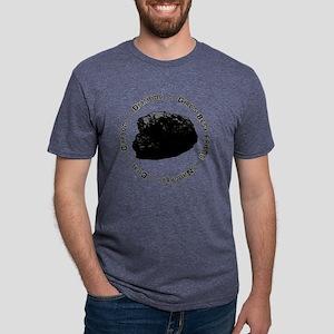 Coal-Naughty-Women Cycle Mens Tri-blend T-Shirt