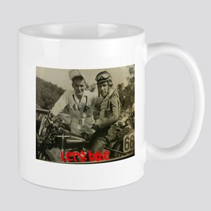 Let's Ride With #66 Mug