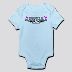 Property of Spinelli Infant Bodysuit