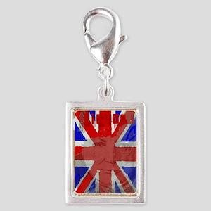 Churchill Union Jack Charms
