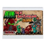 BEAN! D2 RPG Wall Calendar