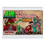 BEAN! D2 RPG Wall Calendar