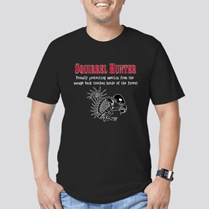 Dark Squirrel Hunter T-Shirt T-Shirt