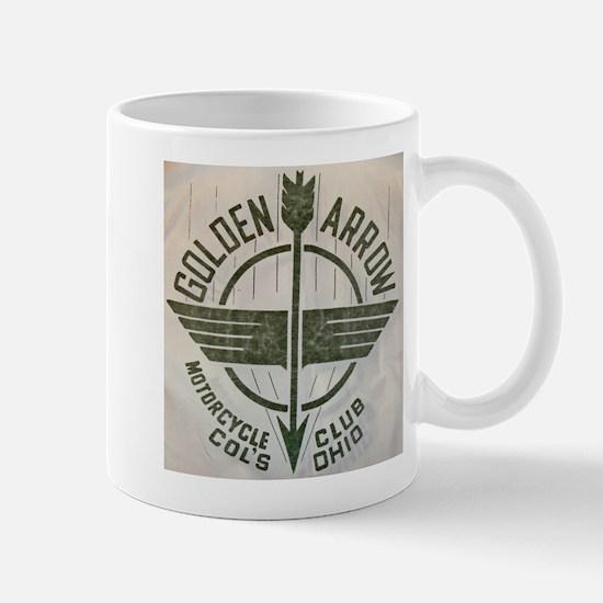 Golden Arrow Motorcycle Club Mug
