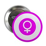 Female Symbol Pink 2.25