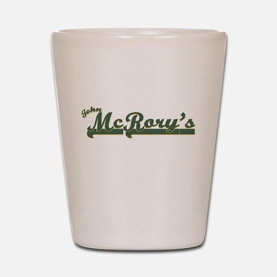 Leverage McRory's Pub Shot Glass