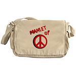 Manlet Messenger Bag
