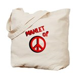 Manlet Tote Bag