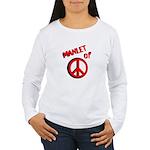 Manlet Women's Long Sleeve T-Shirt