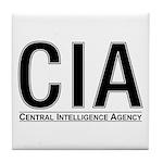 CIA CIA CIA Tile Coaster
