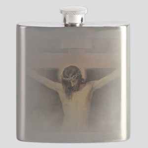 christ_crucified_DiegoVelazquez_framed Flask