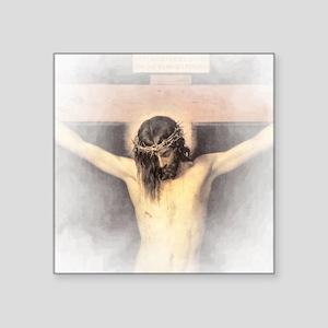 christ_crucified_DiegoVelazquez_framed Square
