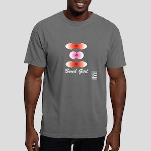 Bond Girl black Mens Comfort Colors Shirt