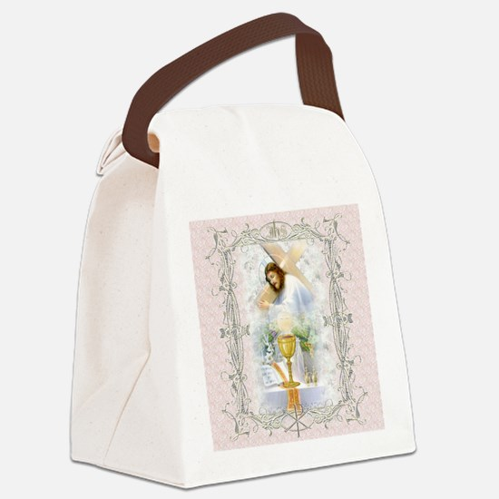 Sacrifice_6inchsq.jpg Canvas Lunch Bag
