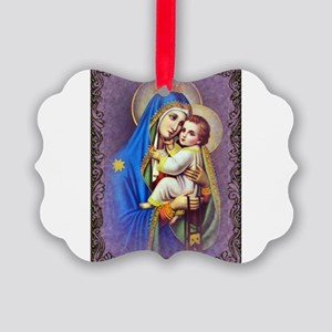 OurLadyofMtCarmel_greetingcard7.5x5.5 Picture