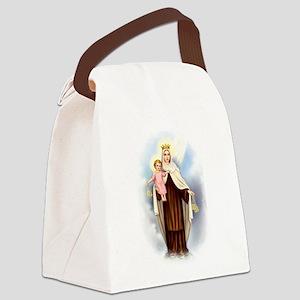 Mt Carmel Canvas Lunch Bag
