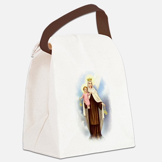 Mt Carmel Canvas Lunch Bag