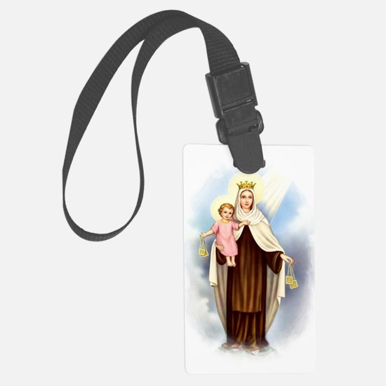 Mt Carmel Luggage Tag