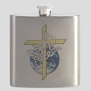 World_Peace Flask