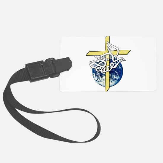 World_Peace.png Luggage Tag