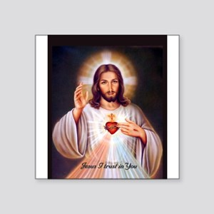 DivineMercy_notecard_front Sticker