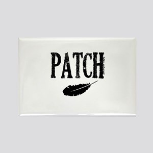 Patch Feather Magnet