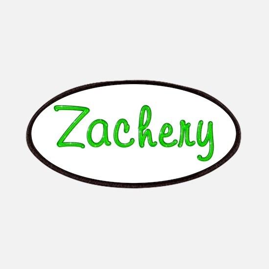Zachery Glitter Gel Patch