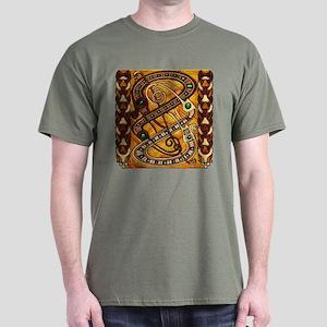 Harvest Moons Viking Dragons Dark T-Shirt