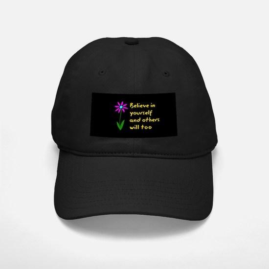 Believe in Yourself V3 Baseball Hat