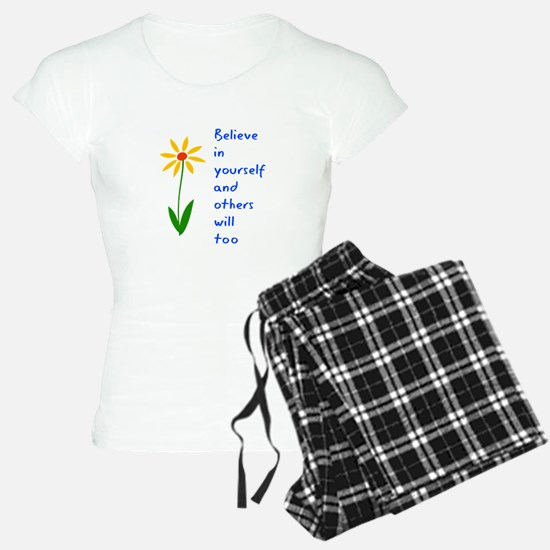 Believe in Yourself V3 Pajamas