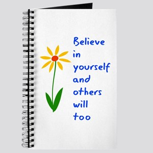 Believe in Yourself V3 Journal