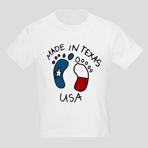 Made In Texas Kids Light T-Shirt
