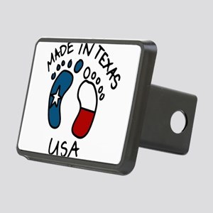 Made In Texas Rectangular Hitch Cover