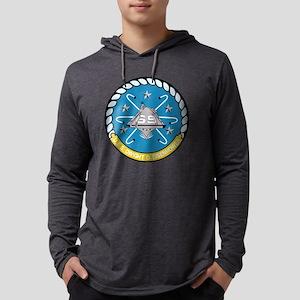 cvn_69_carrier Mens Hooded Shirt